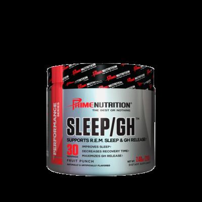PRIME NUTRITION - SLEEP/GH