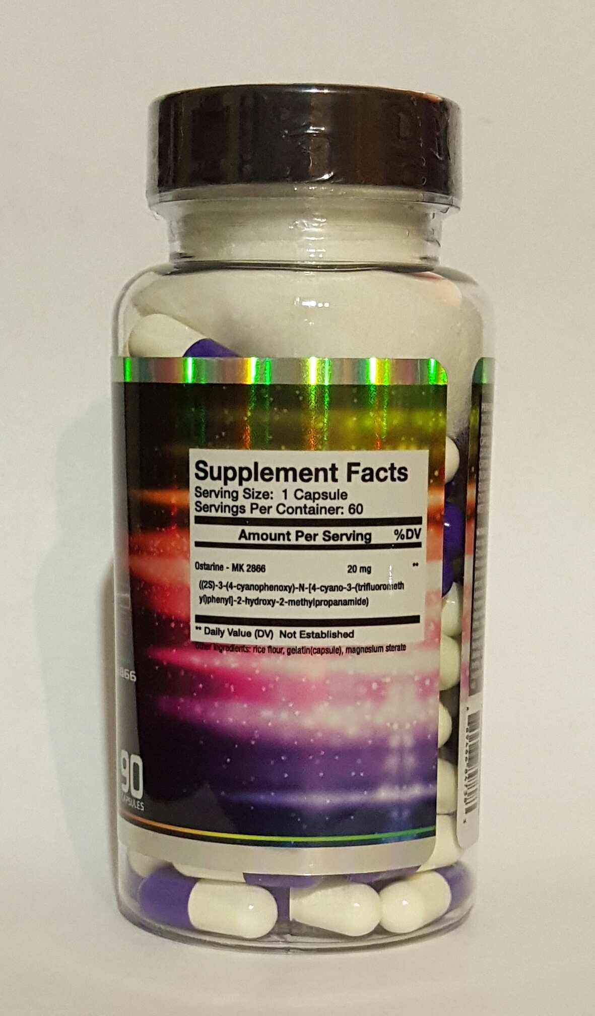 TWISTED LABS - OSTARINE (MK-2866) SARM