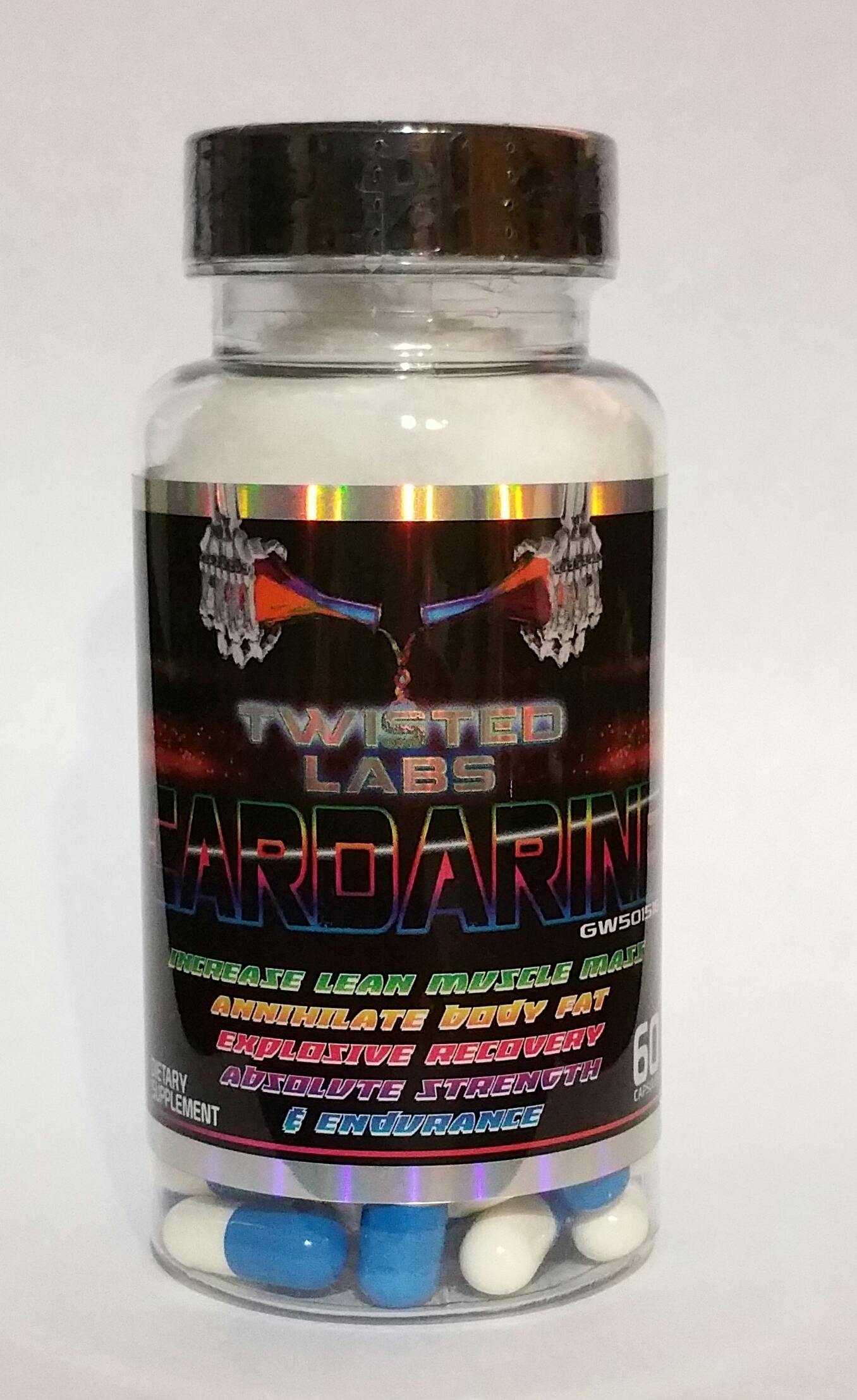 dna anabolics gw