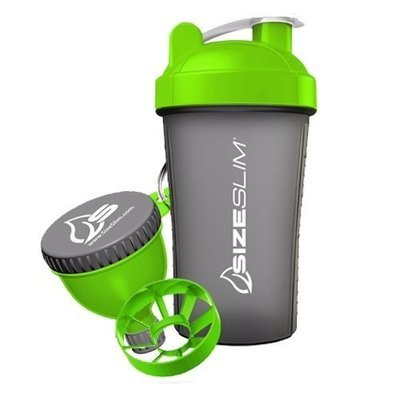 SIZESLIM - SHAKER CUP, FILL N' GO and WRISTBAND