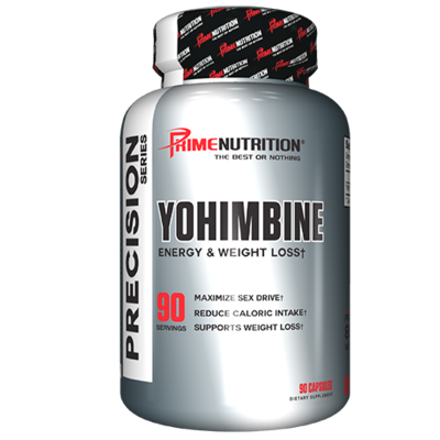 PRIME NUTRITION - YOHIMBINE