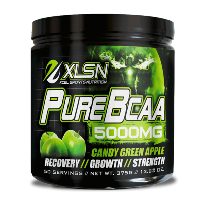 XCEL SPORTS NUTRITION - PURE BCCA 5000MG