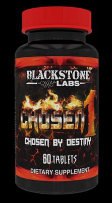 BLACKSTONE LABS - CHOSEN 1