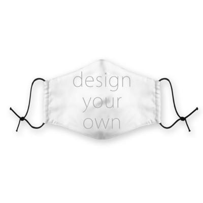 客製 滿版 印花 造型 口罩 Styling Face Mask
