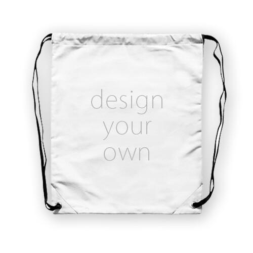 客製 滿版 印花 運動 防水 束口 後背包 Sport drawstring backpack