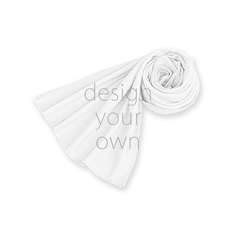 客製 滿版 印花 涼感 透氣 毛巾 Cool feeling breathable towel