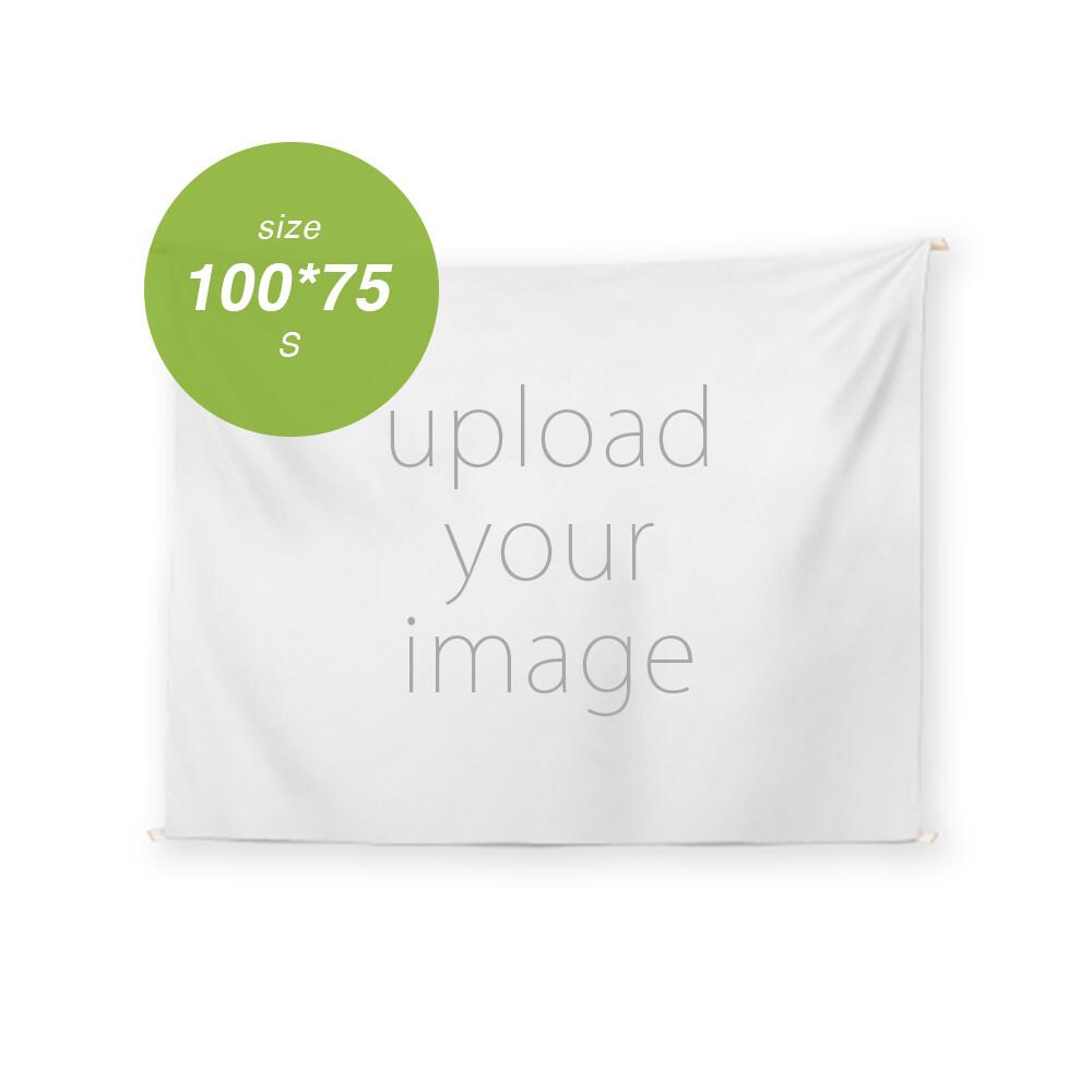 客製 滿版 印花 掛幔 S(100*75) Tapestry