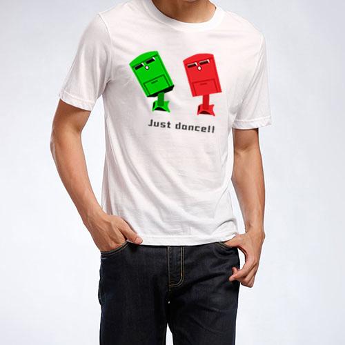[郵筒們just dance] 直筒中性版T-shirt