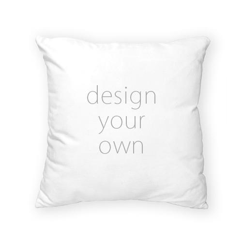 客製 滿版 印花 方形 不可拆 抱枕 Square Non-detachable pillow