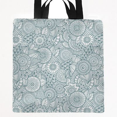 [FlowerMood] 兩用提袋 Hand/shoulder bag