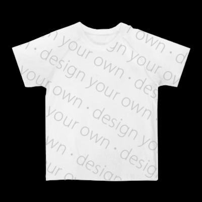 客製 滿版 印花 拉克蘭 T恤 Raglan T-shirt
