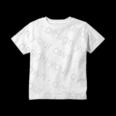 客製 滿版 印花 兒童 T恤 Children's t-shirt