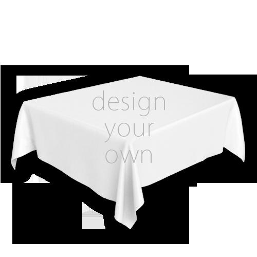 客製 滿版 印花 長桌巾 桌布 Tablecloth