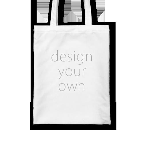 客製 滿版 印花 簡易 提袋 Simple version bag