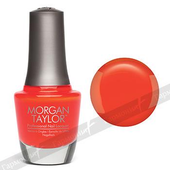 Morgan Taylor -  Orange Crush 50135