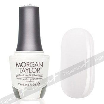 Morgan Taylor - All White Now 52029