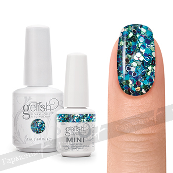 Gelish TRENDS - Getting Gritty With It 01866 / 04624