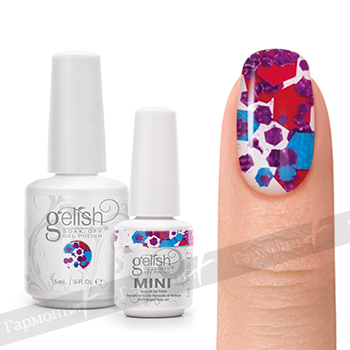 Gelish TRENDS - Let Me Top You Off 01861 / 04619