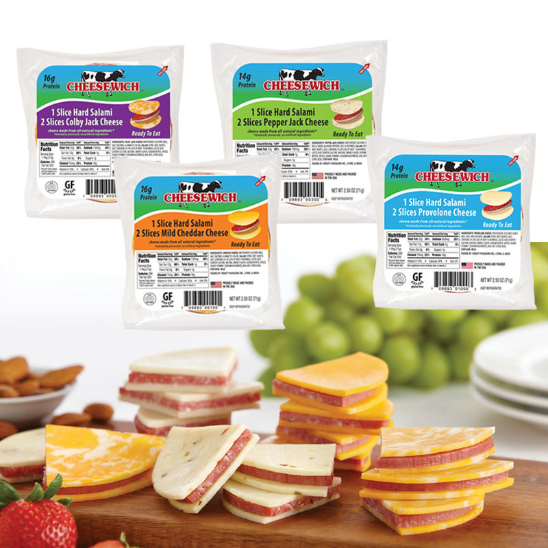 Cheesewich Mixed Pack (24 Pack)
