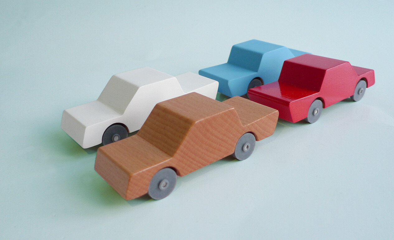 Back&Forth Car