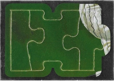 Killebrew, Harmon / Minnesota Twins   Leaf #37-38-39   Baseball Trading Card   1991   Puzzle Card   Hall of Famer