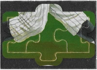 Killebrew, Harmon / Minnesota Twins   Leaf #49-50-51   Baseball Trading Card   1991   Puzzle Card   Hall of Famer