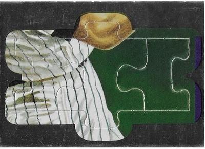 Killebrew, Harmon / Minnesota Twins   Leaf #31-32-33   Baseball Trading Card   1991   Puzzle Card   Hall of Famer