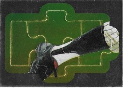 Killebrew, Harmon / Minnesota Twins   Leaf #46-47-48   Baseball Trading Card   1991   Puzzle Card   Hall of Famer