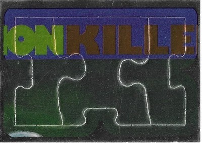 Killebrew, Harmon / Minnesota Twins   Leaf #4-5-6   Baseball Trading Card   1991   Puzzle Card   Hall of Famer