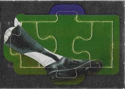 Killebrew, Harmon / Minnesota Twins   Leaf #52-53-54   Baseball Trading Card   1991   Puzzle Card   Hall of Famer