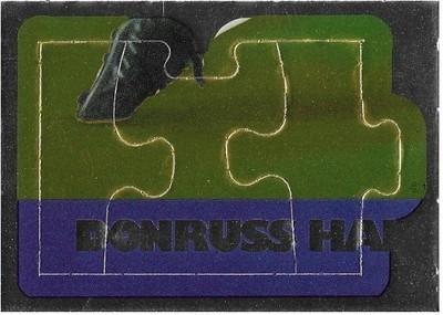 Killebrew, Harmon / Minnesota Twins   Leaf #55-56-57   Baseball Trading Card   1991   Puzzle Card   Hall of Famer