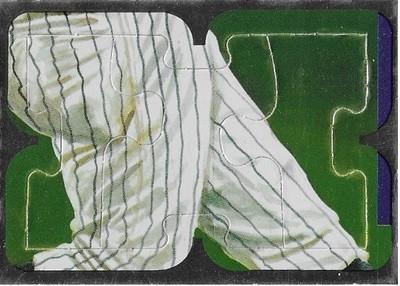 Killebrew, Harmon / Minnesota Twins   Leaf #40-41-42   Baseball Trading Card   1991   Puzzle Card   Hall of Famer