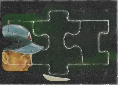 Killebrew, Harmon / Minnesota Twins | Leaf #13-14-15 | Baseball Trading Card | 1991 | Puzzle Card | Hall of Famer