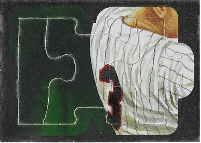 Killebrew, Harmon / Minnesota Twins | Leaf #19-20-21 | Baseball Trading Card | 1991 | Puzzle Card | Hall of Famer