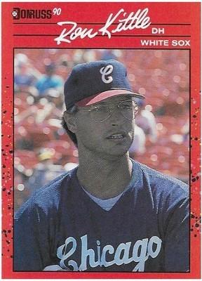 Kittle, Ron / Chicago White Sox | Donruss #148 | Baseball Trading Card | 1990