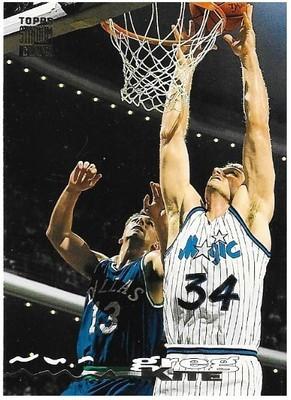 Kite, Greg / Orlando Magic | Stadium Club #75 | Basketball Trading Card | 1993-94