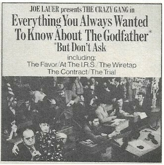 Crazy Gang, The / Hi Gang! You'll Die Laughing! | Magazine Article | 1972