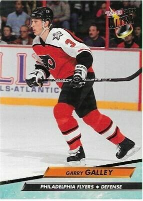 Galley, Garry / Philadelphia Flyers | Ultra #156 | Hockey Trading Card | 1992-93