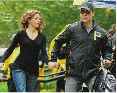Banks, Elizabeth / The Next Three Days | Magazine Review | November 2010 | Russell Crowe
