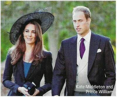 Middleton, Kate / Engaged to Prince William | Magazine Article | November 2010