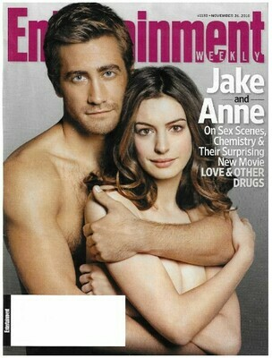 Hathaway, Anne / Entertainment Weekly Cover Story | Magazine Article | November 2010 | Jake Gyllenhaal