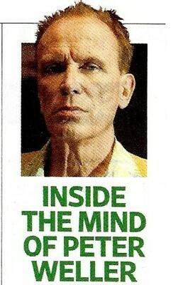 Weller, Peter / Inside the Mind of Peter Weller | Magazine Article | November 2010