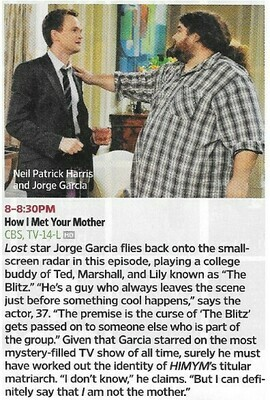 Harris, Neil Patrick / How I Met Your Mother | Magazine Article | November 2010