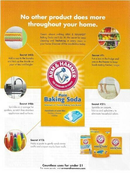 Arm + Hammer / Pure Baking Soda | Magazine Ad | March 2010
