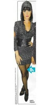 Perry, Katy / In Brian Lichtenberg Dress   Magazine Photo   March 2010