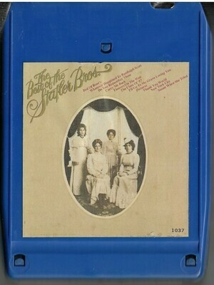Statler Brothers, The / The Best of The Statler Brothers | Mercury MC8-1-1037 | Blue Shell | 8-Track Tape | 1975