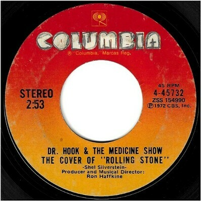 Dr. Hook + The Medicine Show / The Cover of