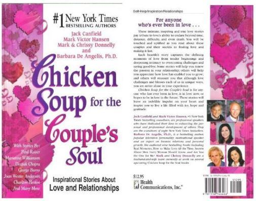 Canfield, Jack (+ Others) / Chicken Soup For the Couple's Soul (1999) / Health Communications (Book)