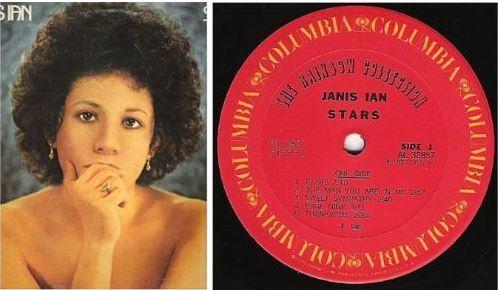 "Ian, Janis / Stars (1974) / Columbia PC-32857 (Album, 12"" Vinyl)"