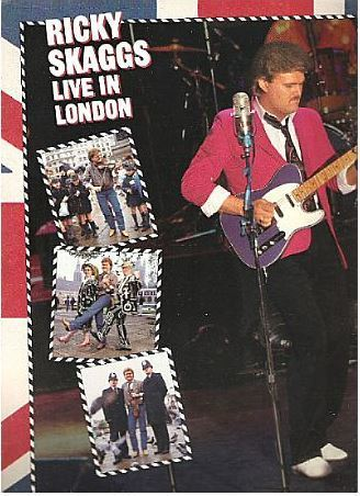 Skaggs, Ricky / Live in London (1985) / Two-Sided (Album Flat)
